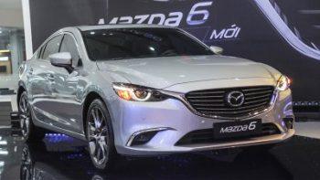 Mazda 6 nhập khẩu từ Nhật Bản