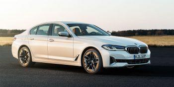 BMW dòng xe cao cấp nổi bật nhất hiện nay