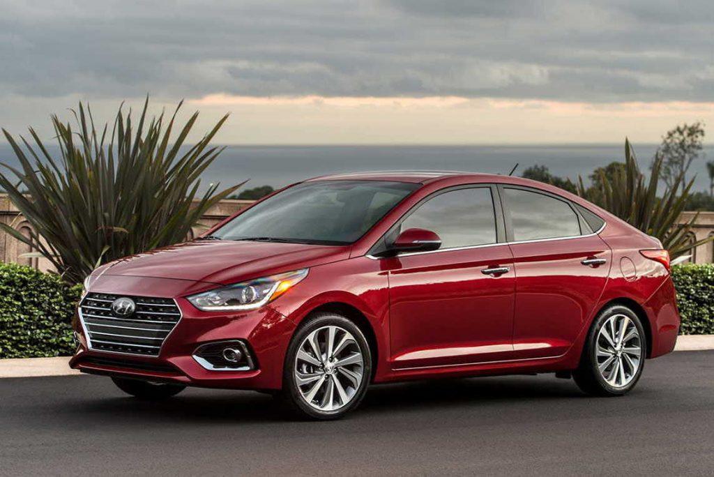 Mua Hyundai Accent 1.4 AT bản Đặc Biệt chỉ với 549 triệu đồng