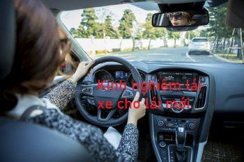 Tổng những kinh nghiệm lái xe cho lái mới cực hay