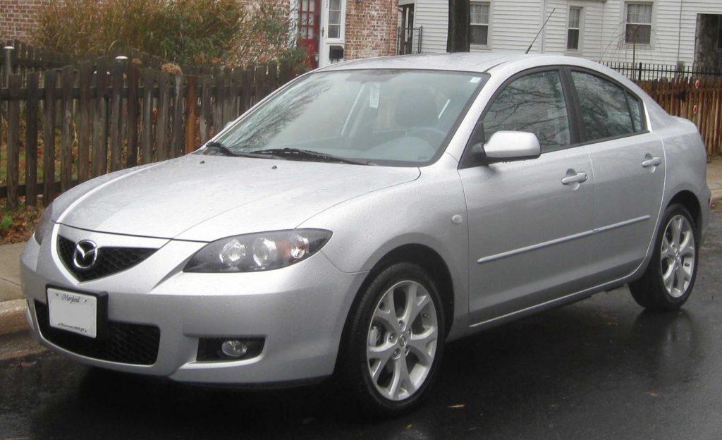 MAZDA 3 ĐỜI 2009 - 2012