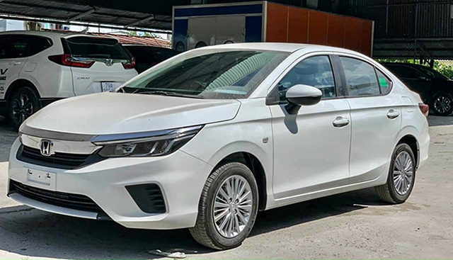 Honda City E - Phiên bản Taxi